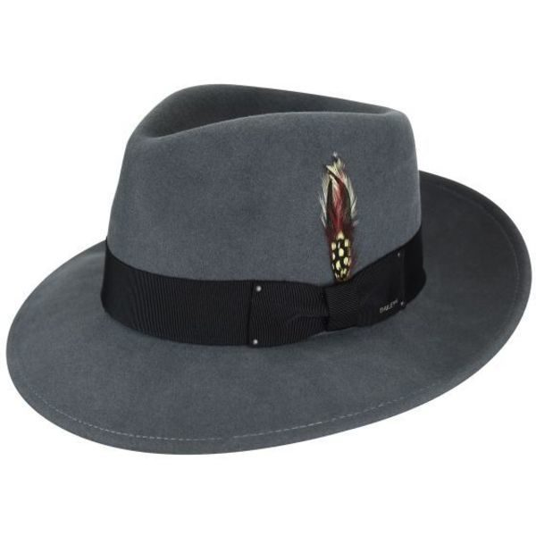 Wool Felt Fedora by Bailey