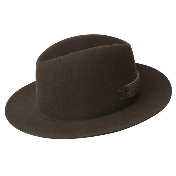 Hender Wool Felt Fedora by Bailey