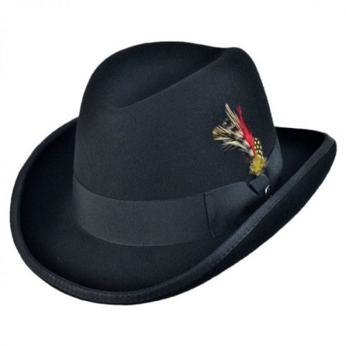 godfather-by-capas-headwear-black-fedora-mens-hat-sherlockshats.com