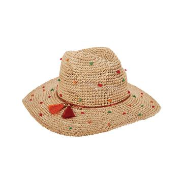 Dubrovnik Raffia Safari by Brooklyn Hat Co.