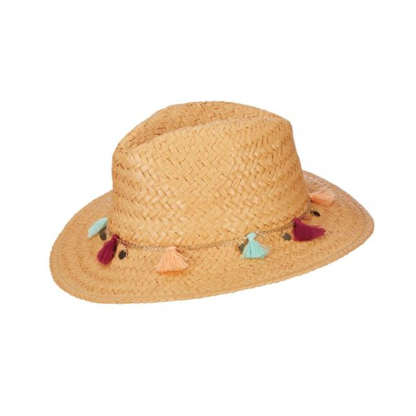 Tijeras Hat by Scala