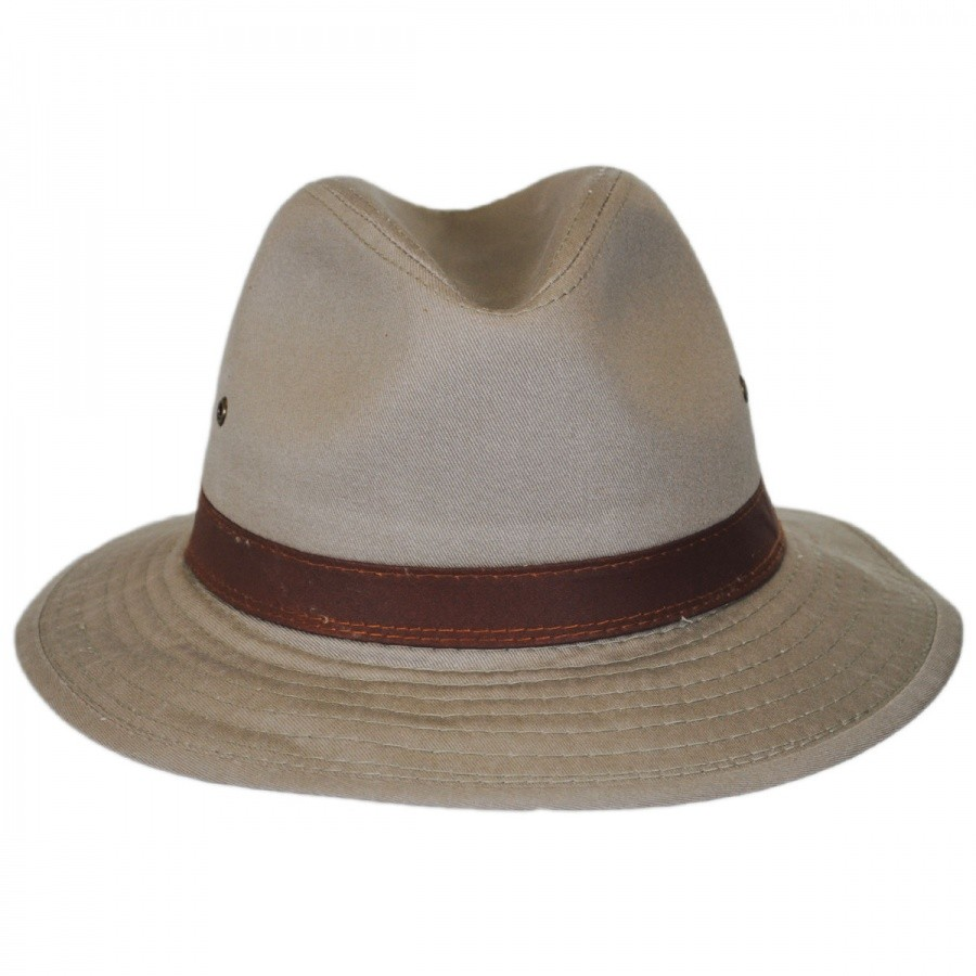 c7941fbae Hiker Twill Safari Cotton Hat by DPC