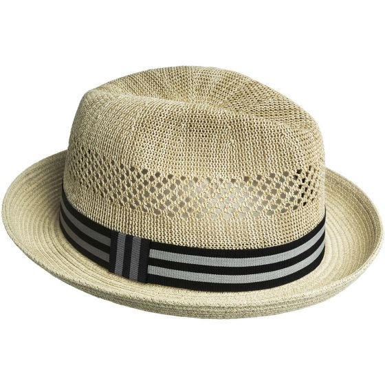 Berle Poly Braid Fedora by Bailey