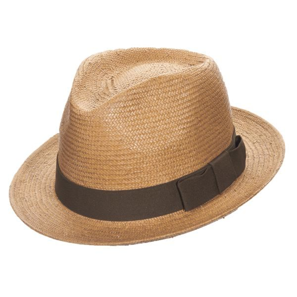 Williamsburg Fedora by Brooklyn Hat Co.