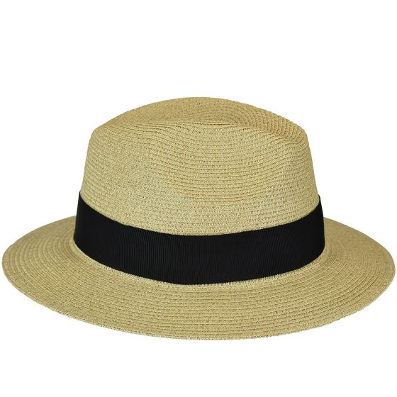 Mullan Braided Fedora by Bailey