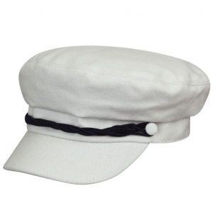 Seaport Lieutenant Cap by Betmar