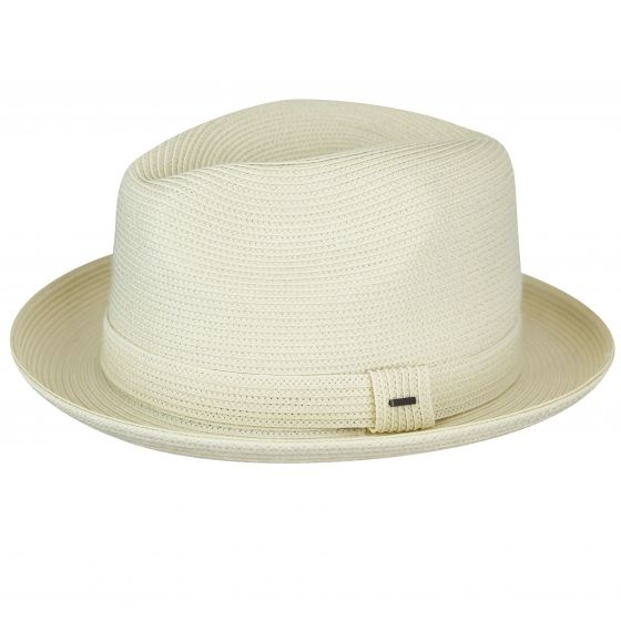 Tate Poly Braid Fedora by Bailey