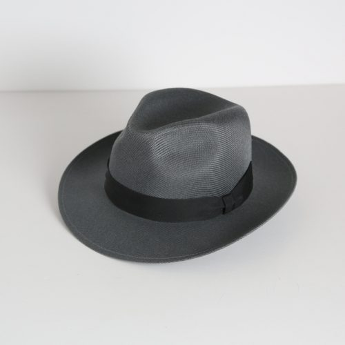 Dralon Medium Brim Fedora by Dreistern