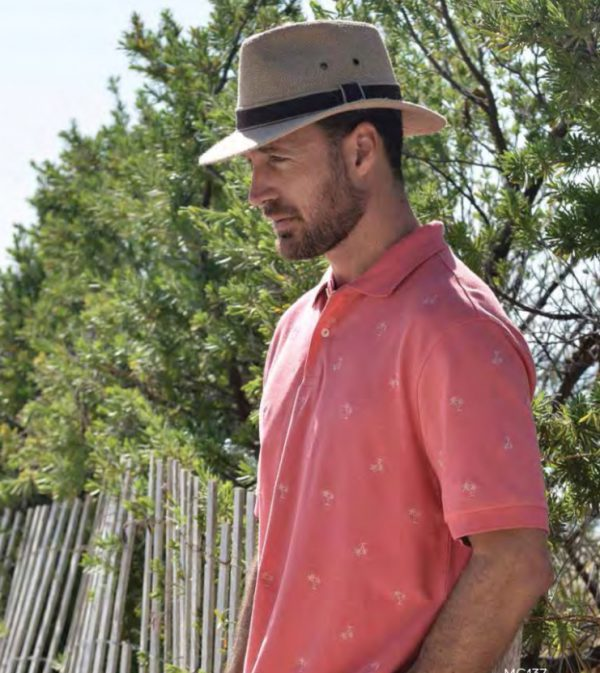 On Shore Hemp Safari Hat by Scala