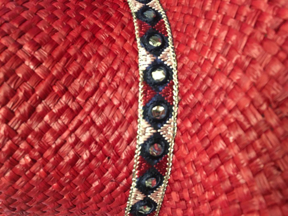 Fernanda Round Crown by Barbara H.
