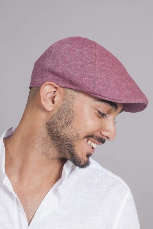 כובע טקסס מפשתן מאת סטטסון