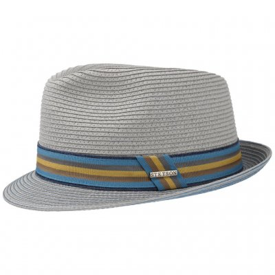 Toyo Braid Trilby by Stetson
