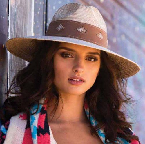 Bianca Wide Brim by Brooklyn Hat Co.