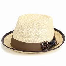 Pheasant Toyo Straw Hat by Carlos Santana