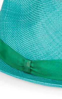 Parasisol - כובע פנמה עשוי קש של חברת בורסלינו