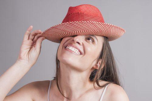 כובע פדורה מאוורר, מתוצרת בורסלינו