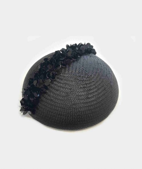 Castyo Fascinator by Danielle Mazin