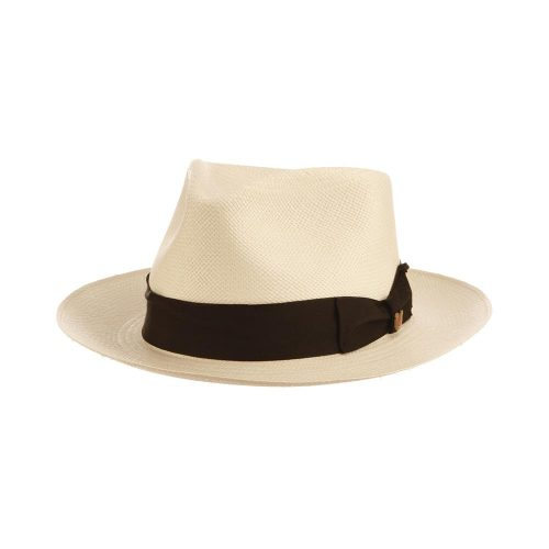 Seattle Slew Panama Fedora by Biltmore