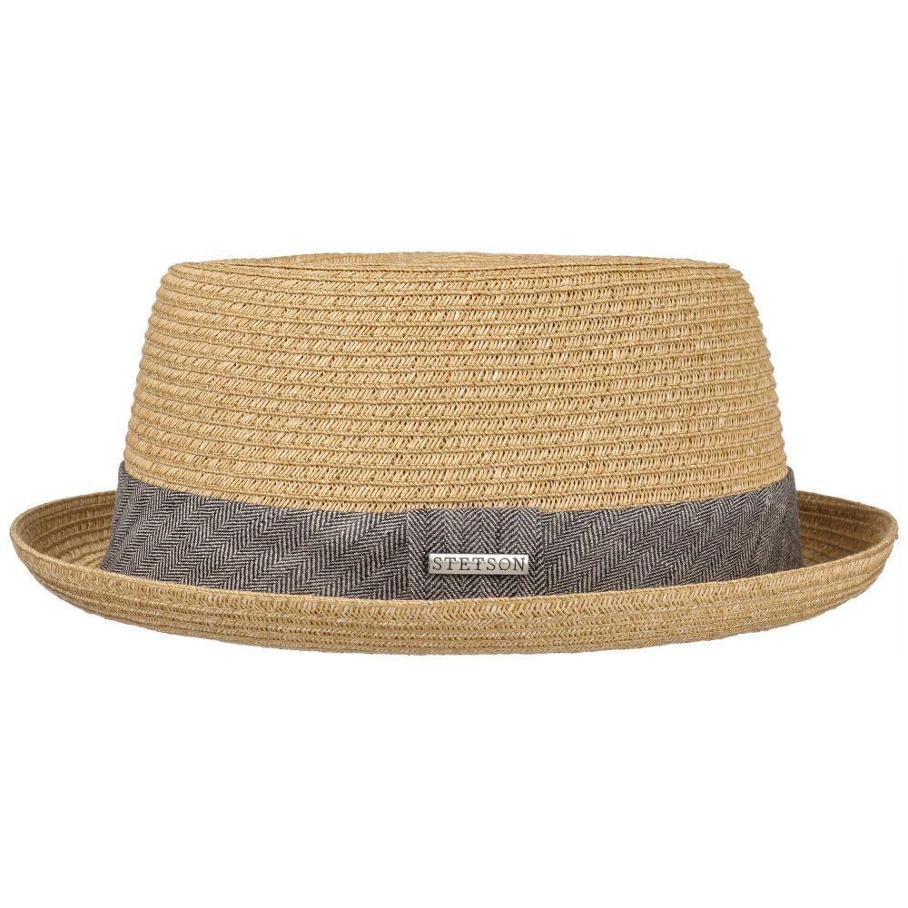 כובע רובסטאון שטוח מתוצרת סטטסון