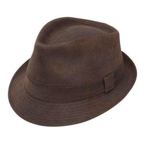 """כובע """"טרילבי"""" אורבני מתוצרת דובס"""