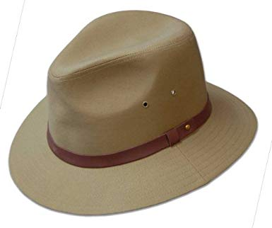 Gable Water Repellent Safari Hat by Dobbs