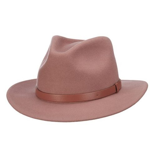 Park Guell Fedora by Brooklyn Hat Co.