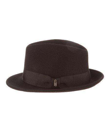 Basix Wool Felt Fedora by Brooklyn Hat Co.