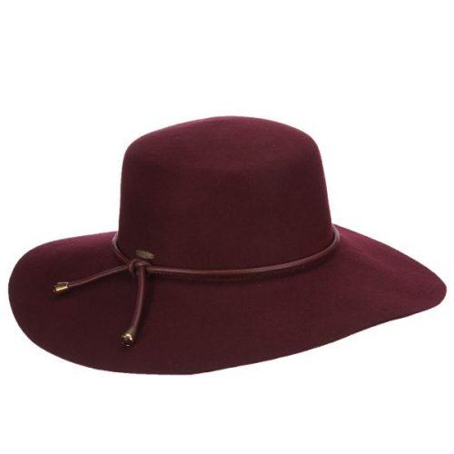כובע אדלה רחב שוליים תוצרת סקאלה