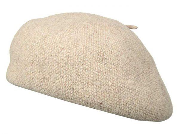 Tivoli Boiled Wool Beret by Scala