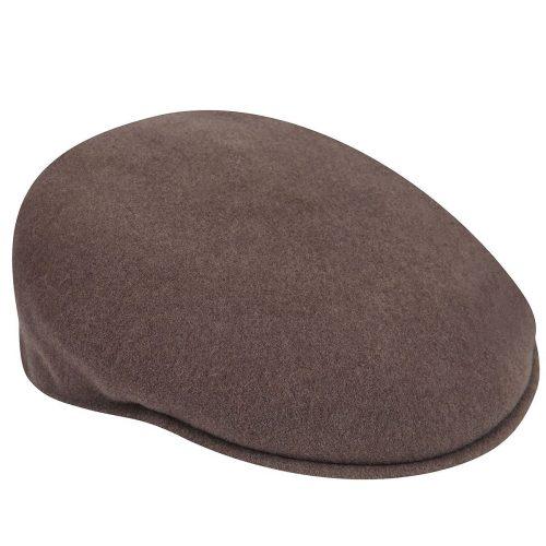 504 Wool Flat Cap by Kangol