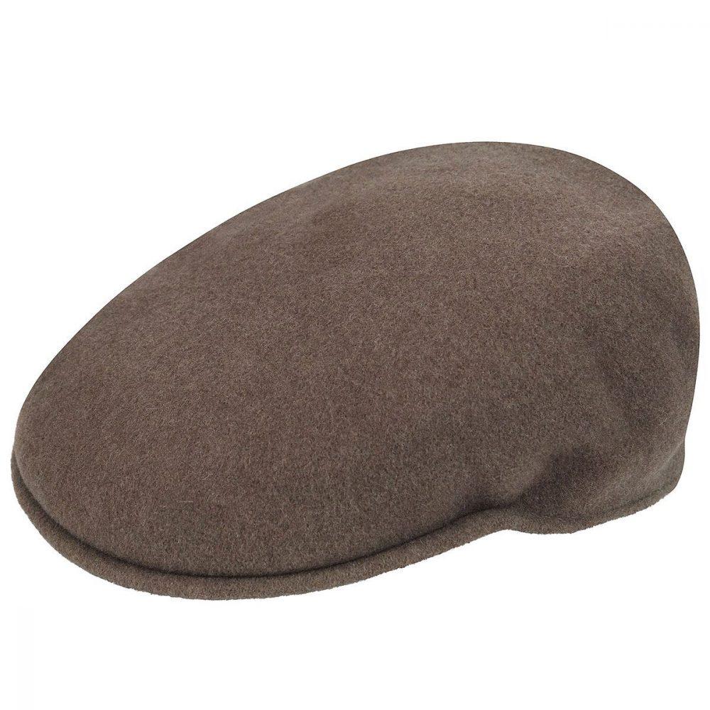 504-wool-flat-cap-by-kangol-in-brown-mens-winter-collection-cassic-flat-cap-wide-sherlockshats.com