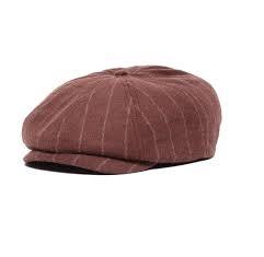 """""""עזוב אותי"""" (leaf me alone)- כובע מצחיה בסגנון """"גטסבי"""" / מחלק עיתונים, תוצרת גורין"""