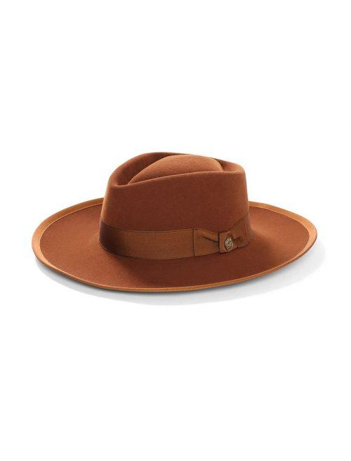 """""""רוקאווי""""- כובע פדורה תוצרת סטטסון"""