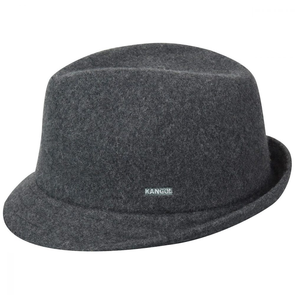 wool-arnold-trilby-by-kangol-crushable-hat-in-grey-mens-winter-collection-sherlockshats.com
