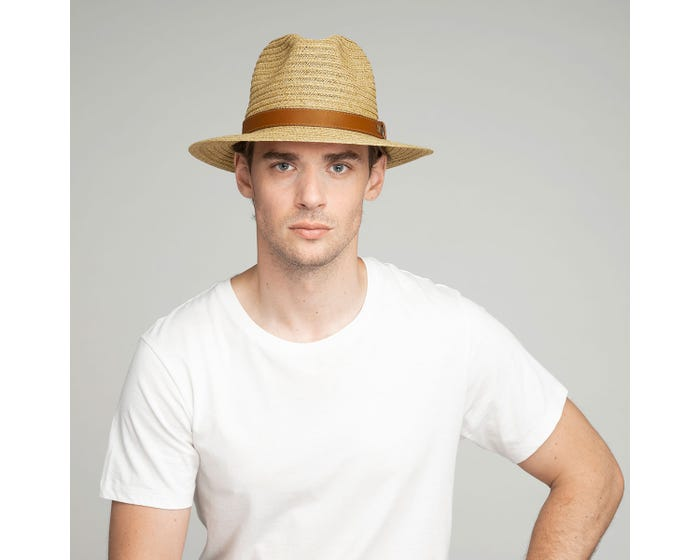 Bailey of Hollywood Foley Fedora Hat Packable