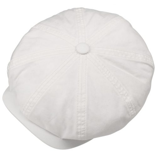 Hatteras Cotton/Linen Cap by Stetson