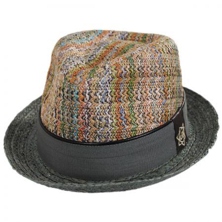 כובע פסיפס פדורה תוצרת קרלוסה סנטנה