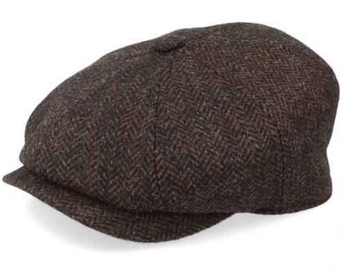 BREY Wool Newsboy Cap by Lierys
