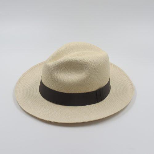 Oscar-by-Montecristi-Sherlockshats.com-medium-brim-black-band-center-dent-toquilla-straw