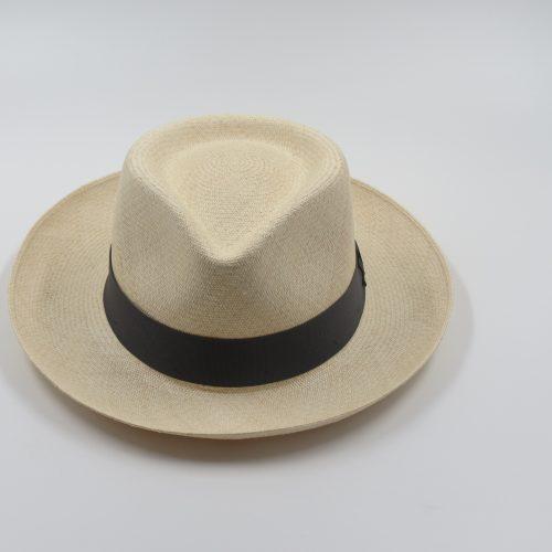 Dante-By-Montecristi-Toquilla-Straw-medium-brim-with-grey-or-black-band-teardrop-crown-sherlockshats.com